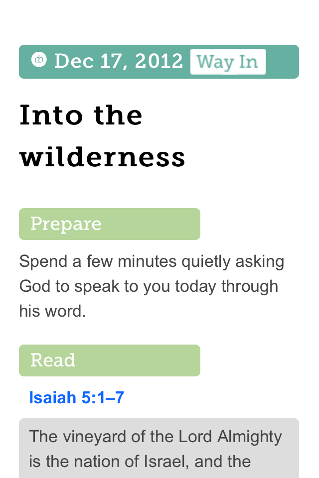 daily bible reading guide download
